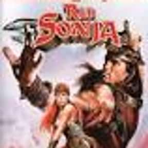 Red Sonja is listed (or ranked) 17 on the list The Best Sword and Sandal Films Ever Made