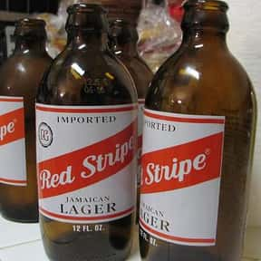Red Stripe is listed (or ranked) 21 on the list The Best Beer Brands