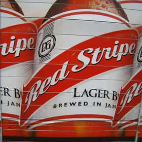 Red Stripe is listed (or ranked) 12 on the list The Best Beers to Chug