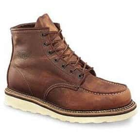 Red Wing Shoes is listed (or ranked) 1 on the list The Best Boot Brands for Your Stylish, Hard-Working Feet