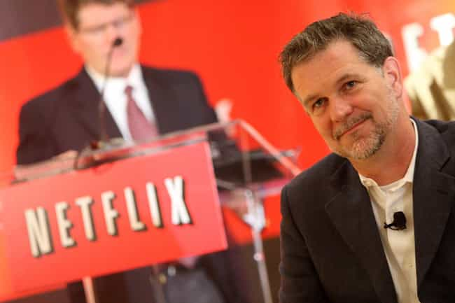 Reed Hastings is listed (or ranked) 4 on the list 12 Famous People Who Were in the Peace Corps