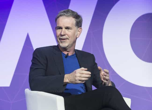 Reed Hastings is listed (or ranked) 3 on the list 6 Famous People Who Were In The Peace Corps