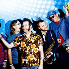 Reel Big Fish is listed (or ranked) 4 on the list The Best Bands Named After Sea Animals