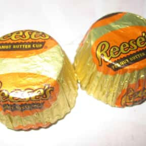 Reese's Peanut Butter Cups is listed (or ranked) 7 on the list The Best Movie Theater Snacks