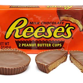 Reese's Peanut Butter Cups is listed (or ranked) 18 on the list The Best American Foods