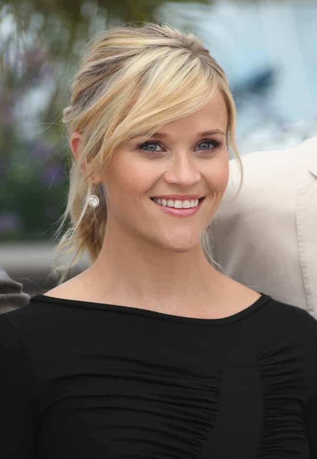Reese Witherspoon is listed (or ranked) 3 on the list 34 Famous ENFJs