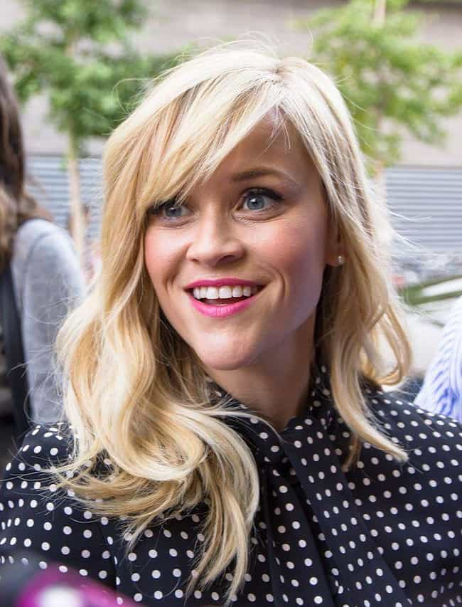 Reese Witherspoon is listed (or ranked) 2 on the list Celebrities Spotted on Martha's Vineyard