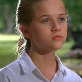 Reese Witherspoon is listed (or ranked) 6 on the list The Greatest '90s Teen Stars