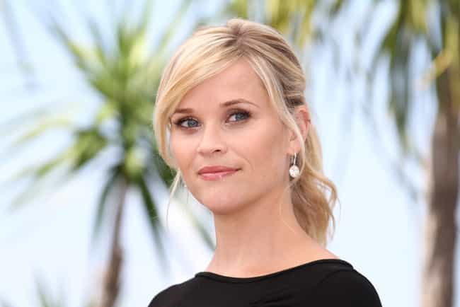 Reese Witherspoon is listed (or ranked) 1 on the list 36 Famous Celebrities Who Go to Church