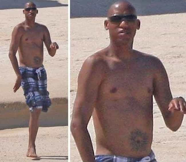 Reggie Miller is listed (or ranked) 1 on the list NBA Players with the Worst Tattoos