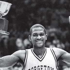 Reggie Williams is listed (or ranked) 6 on the list The Greatest Georgetown Basketball Players of All Time