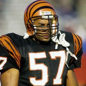 Reggie Williams is listed (or ranked) 22 on the list The Best Cincinnati Bengals of All Time