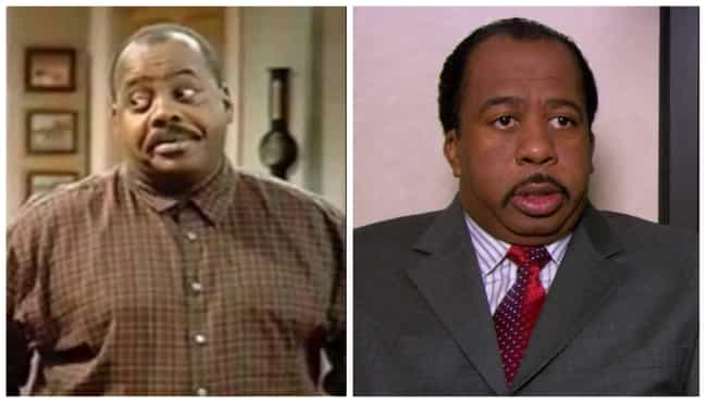 Reginald VelJohnson is listed (or ranked) 4 on the list Who Would Star In 'The Office' If It Was Made In The '90s?
