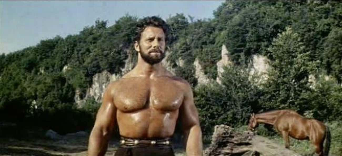 Reg Park is listed (or ranked) 4 on the list The Best Actors Who Played Hercules, Ranked