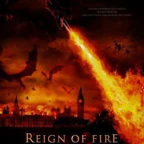Reign of Fire is listed (or ranked) 12 on the list The Best Gerard Butler Movies