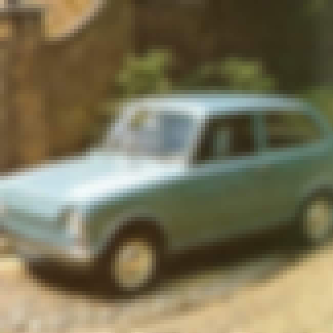 Reliant Rebel is listed (or ranked) 4 on the list Full List of Reliant Models
