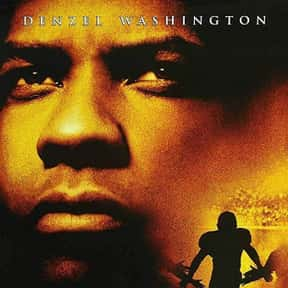 Remember the Titans is listed (or ranked) 3 on the list The Best Movies About Underdogs