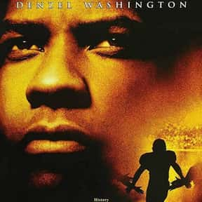 Remember the Titans is listed (or ranked) 16 on the list The Best Inspirational Movies