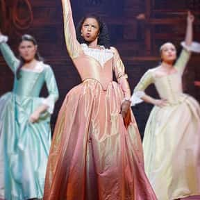 Renée Elise Goldsberry is listed (or ranked) 12 on the list The Best Female Broadway Stars of the 21st Century