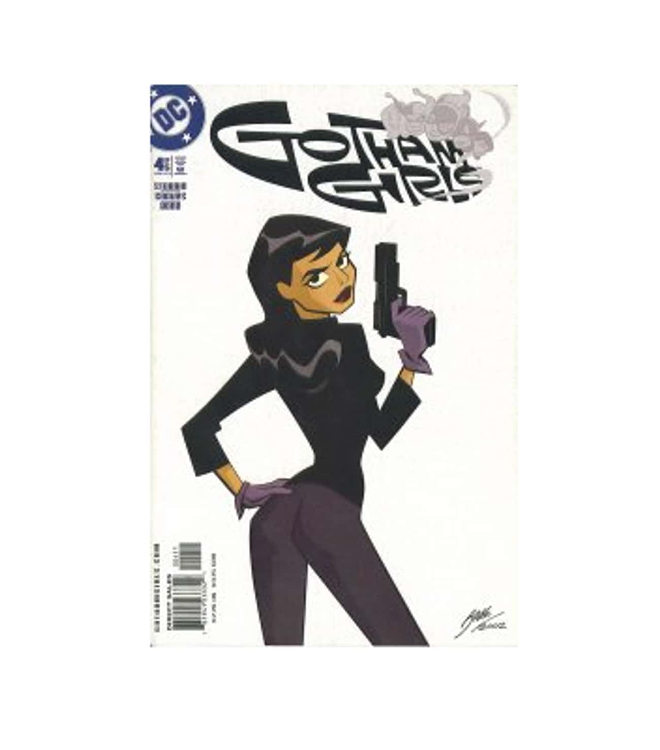 Renee Montoya is listed (or ranked) 7 on the list 10 Important Gay Moments in Comic Book History