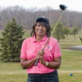 Renee Powell is listed (or ranked) 13 on the list Famous Ohio University Alumni