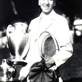 René Lacoste is listed (or ranked) 10 on the list The Greatest Men's Tennis Players of All Time