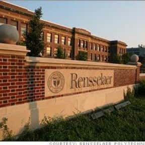 Rensselaer Polytechnic Institu is listed (or ranked) 15 on the list The Best Colleges for Aerospace Engineering