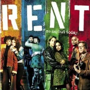 Rent is listed (or ranked) 1 on the list The Best Broadway Musicals of the 90s