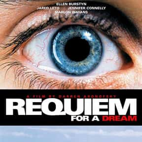 Requiem for a Dream is listed (or ranked) 6 on the list The Best Drug Movies of All Time