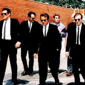 Reservoir Dogs is listed (or ranked) 10 on the list The Best Ensemble Movies