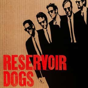 Reservoir Dogs is listed (or ranked) 5 on the list The Best Gangster Movies of the 1990s