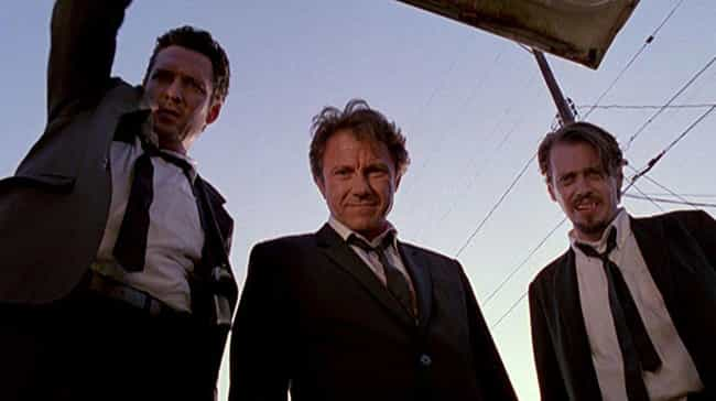 Reservoir Dogs is listed (or ranked) 4 on the list The Best Movies Where Nothing Really Happens