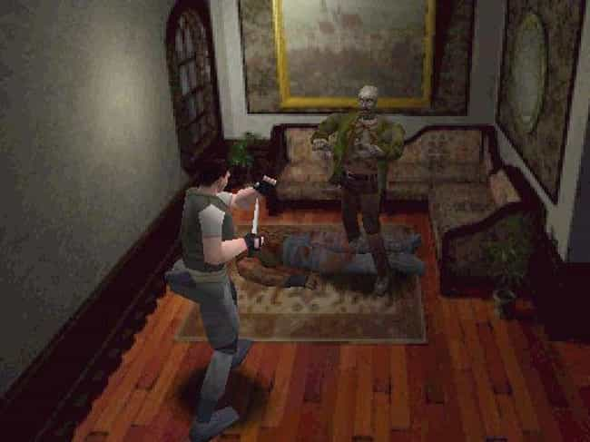 Resident Evil is listed (or ranked) 4 on the list 13 Classic Video Games That Unfortunately Haven't Aged Well