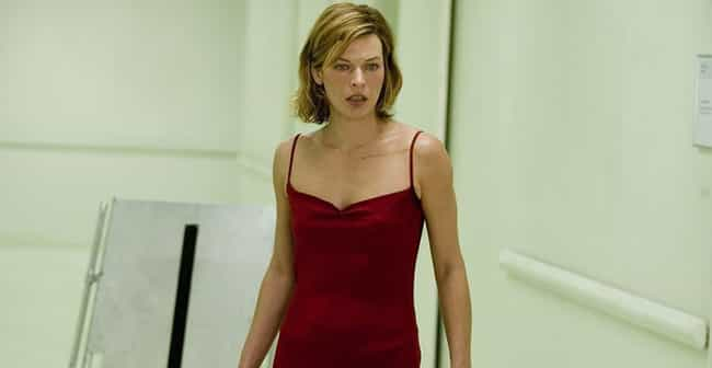Resident Evil is listed (or ranked) 1 on the list 15 Bad Video Game Movies That Are Actually Good