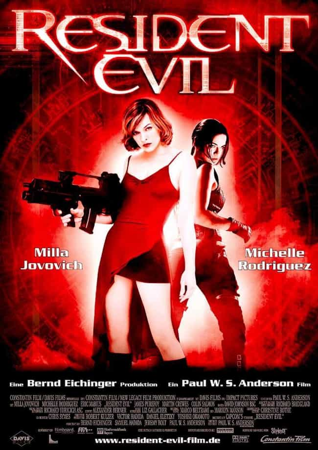 Resident Evil is listed (or ranked) 2 on the list Every Resident Evil Movie, Ranked Best to Worst