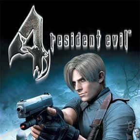 Resident Evil 4 is listed (or ranked) 1 on the list List of All Third-person Shooter Games