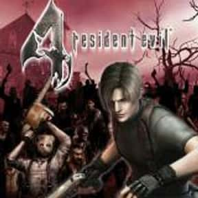 Resident Evil 4 is listed (or ranked) 18 on the list The Scariest Video Games of All Time