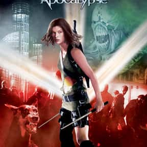 Resident Evil: Apocalypse is listed (or ranked) 13 on the list The Best Movies About Disease Outbreaks