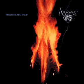 Restless and Wild is listed (or ranked) 25 on the list My Top 50 Albums Of The 80's (At The Time)