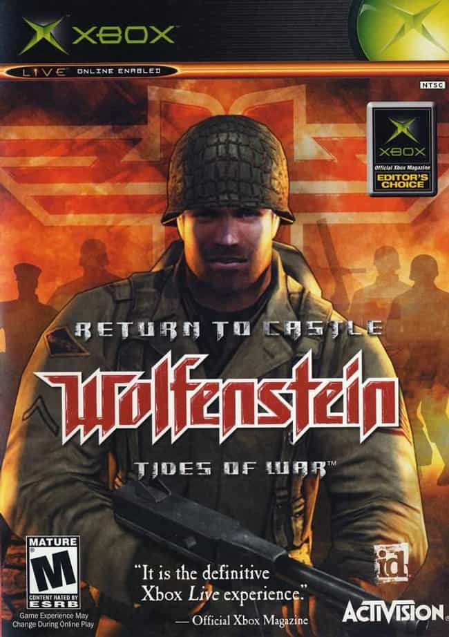 Return to Castle Wolfens... is listed (or ranked) 2 on the list The Best 'Wolfenstein' Games Ever, Ranked