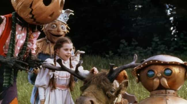 Return to Oz is listed (or ranked) 4 on the list Scary Movies You Saw As A Kid That Still Terrify You As An Adult
