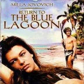 Return to the Blue Lagoon is listed (or ranked) 16 on the list The Best Desert Island Movies