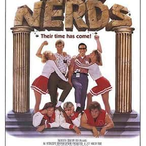 Revenge of the Nerds is listed (or ranked) 17 on the list The Greatest Guilty Pleasure '80s Movies