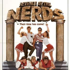 Revenge of the Nerds is listed (or ranked) 9 on the list The Best R-Rated Sex Comedies