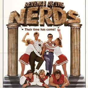 Revenge of the Nerds is listed (or ranked) 24 on the list The Funniest '80s Movies