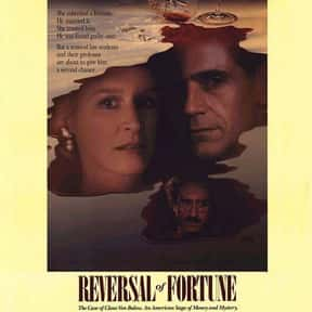 Reversal of Fortune is listed (or ranked) 9 on the list The Best R-Rated Japanese Movies