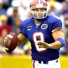 Rex Grossman is listed (or ranked) 21 on the list The Best University of Florida Football Players of All Time