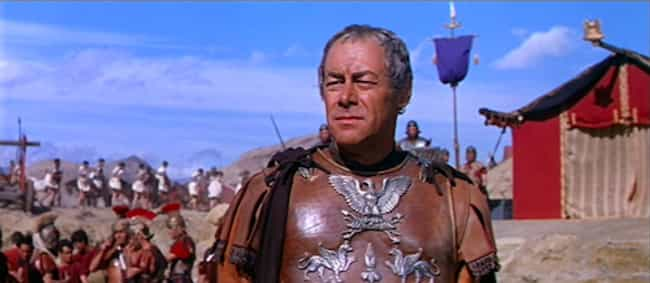 Rex Harrison is listed (or ranked) 2 on the list The Best Actors Who Have Played Julius Caesar