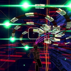 Rez is listed (or ranked) 12 on the list The Best PlayStation 4 Rhythm Games