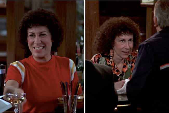 Rhea Perlman is listed (or ranked) 3 on the list How the Cast of Cheers Aged from the First to Last Season